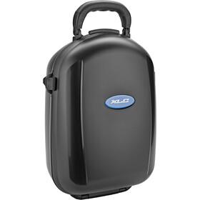 XLC Carry More BA-B03 Baúl Carga 12l para Sistema Portaequipajes XLC incl. Placa Adaptadora, negro
